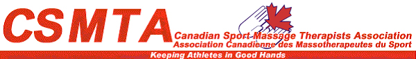 Canadian Sports Massage Therapist Association